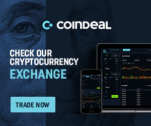 Check our cryptocurrency exchange banner dark 2